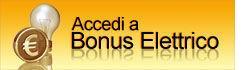 bonus elettrico