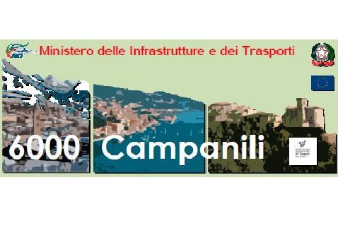 Logo 6000 campanili